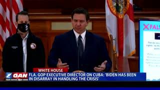 Fla. GOP executive director on Cuba: 'Biden has been in disarray in handling the crisis'