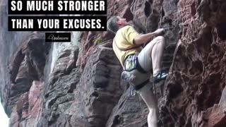 You Are So Much Stronger Than Excuses
