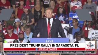Fake News! Trump Slams Dems Saying GOP Is Defunding Police