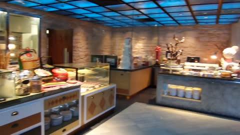 Dessert Buffet At Edge (Pan Pacific, Singapore)