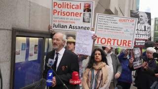 Segunda fase del juicio de extradición de Julian Assange