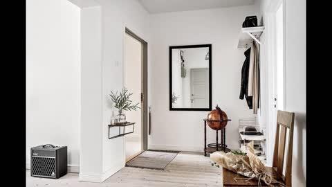 Interior Design   50 Entrance Spaces Ideas In Scandinavian Design