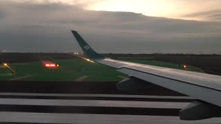 Taking Off from Venice