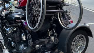 Paralyzed Man Makes Amazing Modifications to Keep Riding