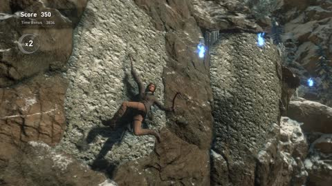 Rise of the Tomb Raider PS4 DLC Score Attack Voice of God Ornithologist bird nests location