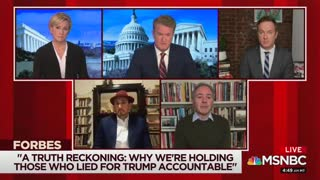Scarborough LOSES IT, Compares Jan. 6 Events to Hitler