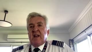 Qantas Pilot Graham Hood Speaks Out About Mandated Toxic Jabs