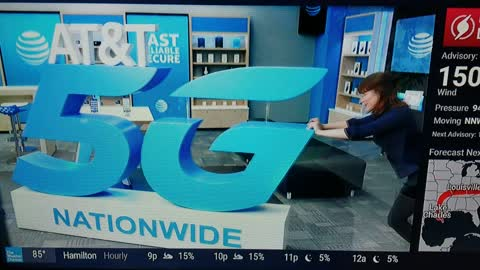 AT&T 5g commercial
