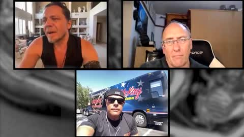 Simon Parkes Meets Arise Freedom USA As They Stop In Vegas 6.27.2021