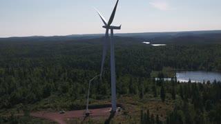 Wind Turbine Repair