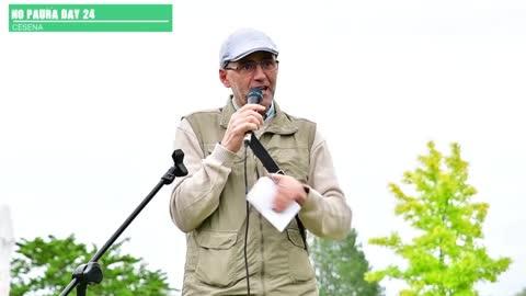 NO PAURA DAY 24, intervento di Carmelo Mangialavori, insegnante, Cesena 22/5/2021