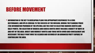 Riot Control Basics Part 5