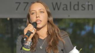 Alltäglicher Wahnsinn an den Schulen - Schülerin Anna auf Demo in Konstanz REUPLOAD