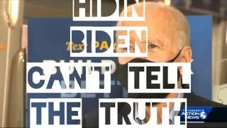 Lyin Biden strikes again