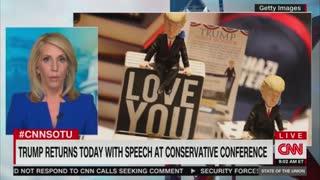 CNN's Dana Bash On Trump's Expected CPAC Speech