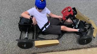 36v DIY Electric Go Kart