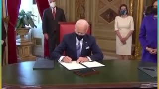 """Biden - """"I don't Know What I'm Signing"""""""
