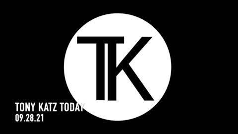Infrastructure, DebtLimit, Vaccine Mandates, and Public Trust — Tony Katz Today Podcast