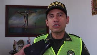 Policía responde ciclorrutas