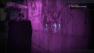 Batman Arkham Asylum gameplay!