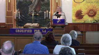 Sunday Service March 21, 2021