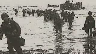 History   D-Day   June 6, 1944   The United States Army, U.K., France, and Canada