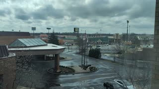 Time lapse from hotel