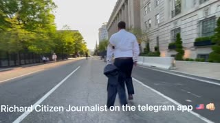 Richard Citizen Journalist Exposes The Fraud In DC