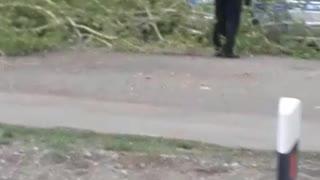 Hurricane police