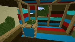 Minecraft: Mega Sized Build of the Simpson's House