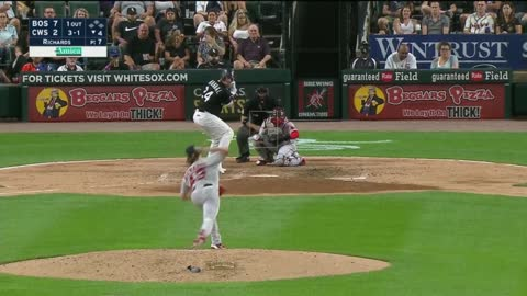 Red Sox vs White Sox Win Sept 11, 2021 [Highlights]