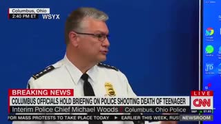 Columbus Police Chief Educates Reporter on Response Protocol - DESTROYS the Left's Narrative