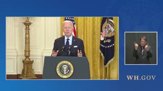 May 7, 2021 President Biden Delivers Remarks on the April Jobs Report (Full)