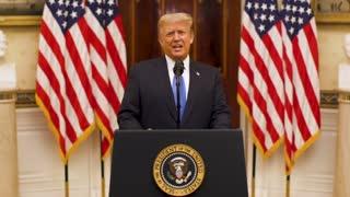 🔰 Farewell Address of President Donald J. Trump