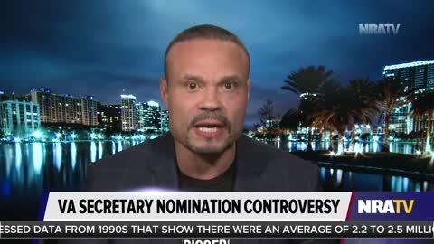 Dan Bongino Defends Ronny Jackson | The Washington Pundit
