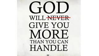 Soul of the Everyman - God will give you MORE than you can handle