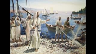 Dedicated2Jesus Daily Devotional Audio -- Matthew 4.18-20 'Living Triumphantly'
