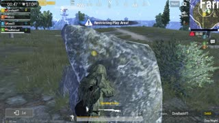 Decoy Sniper Shoots Enemies From Distance Pubg Game