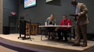 Lakota School Board Candidate Isaac Adi Talks About CRT