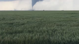 Kansas Tornado Dodge City 5/24/16