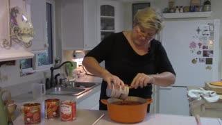 Marti's Home Cookin' - Marinara Sauce