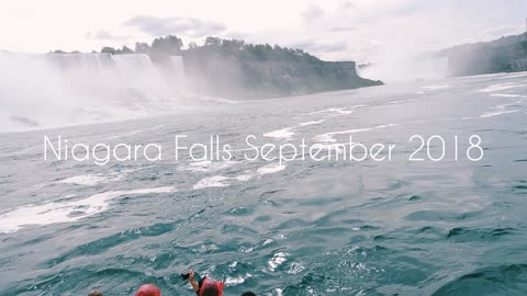 Niagara Falls September 2018