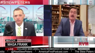 Mirror - MIRROR: MIKE LINDELL: BIDEN WILL BE REMOVED AFTER AUDIT