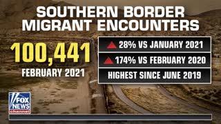 Rep. Greg Steube Joins Fox & Friends First to Discuss Biden Border Crisis