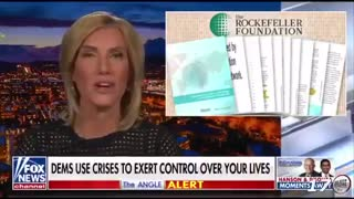 Fox News Finally Report on the Lock Step by Rocketfeller, revealing the plan of the Plandemic
