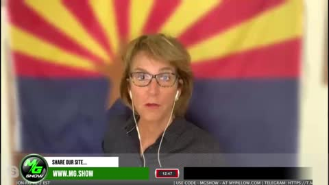 Wendy Rogers on the MG Show, 9/14/2021