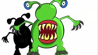 Procreate Monster