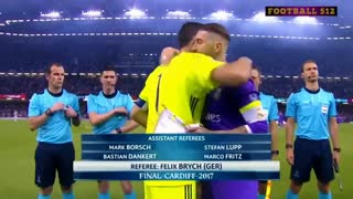 Real Madrid 4-1 Juventus | UCL Final (2017) Extended Higlights and goals