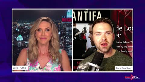 The Right View with Lara Trump and Jack Posobiec