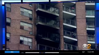 CHILD JUMPS FROM HIGH RISE BUILDING